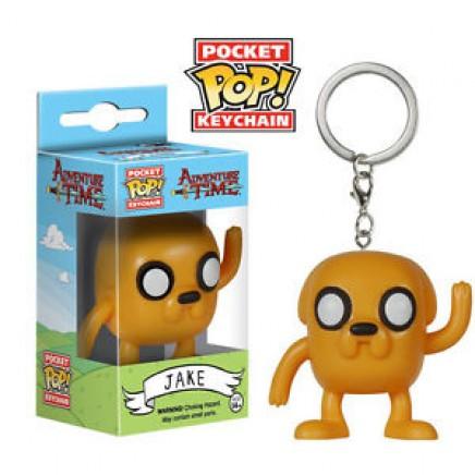Pocket POP! Keychains: Adventure Time-Jake