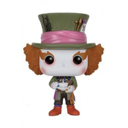 Alice in Wonderland 2010 POP! Disney Vinyl Figure Mad Hatter 9 cm