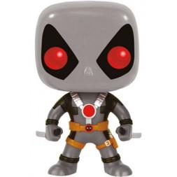 Marvel Comics POP! Vinyl Bobble-Head Deadpool 2 Sword X-Force Costume 9 cm