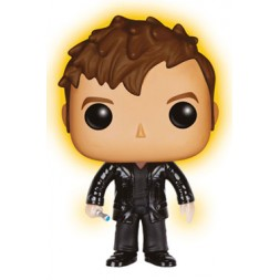 Doctor Who POP! Television Vinyl Figure 10th Doctor Regeneration Glow In The Dark 9 cm