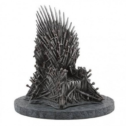 Iron Throne 7 inch Replica