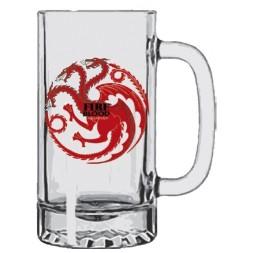 Game of Thrones House Targaryen - Fire Blood Stein