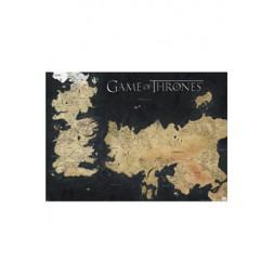Game of Thrones Poster Pack Westeros & Essos 140 x 100 cm (3)