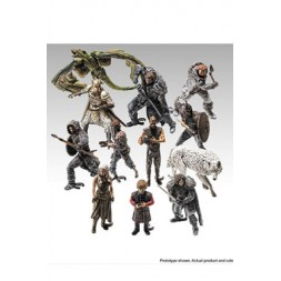Game of Thrones Construction Set Blind Bag Figures Series 1 Display (24)