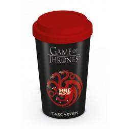 Game of Thrones Travel Mug Targaryen