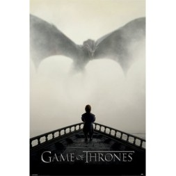 Game of Thrones Poster Pack Dragon 61 x 91 cm (5)