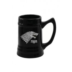 Game of Thrones Stein Black Stark