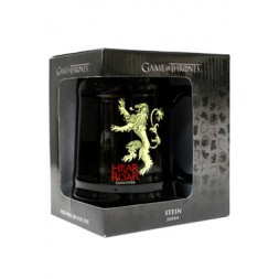 Game of Thrones Stein Black Lannister