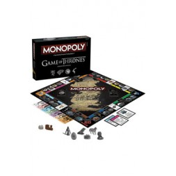 Game of Thrones Board Game Monopoly Collectors Edition *German Version*