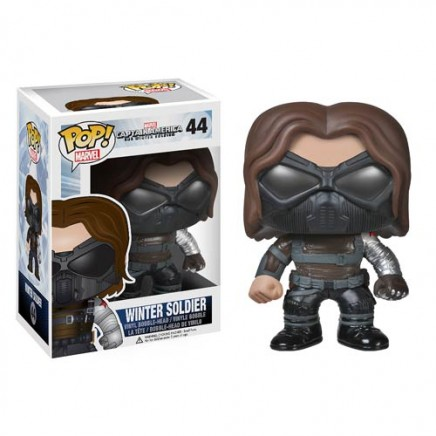 Captain America Winter Soldier POP! Vinyl figure