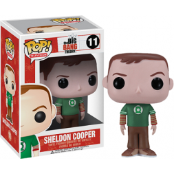 The Big bang theory POP! Vinyl figure Sheldon (Green Lantern)