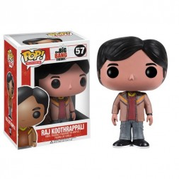 The Big bang theory POP! Vinyl figure Raj