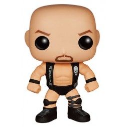 WWE Wrestling POP! WWE Vinyl Figure Steve Austin 2K Limited 9 cm