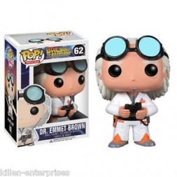 Back to the future POP! Vinyl figure Dr. Emmett Brown
