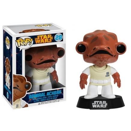 Star Wars Admiral Ackbar POP! Vinyl figure