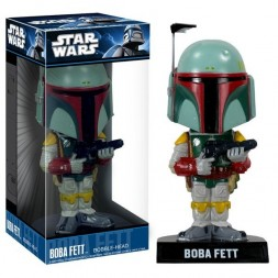 Star Wars Boba Fett Bobble head figure