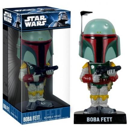 Star Wars Boba Fett Bobble head figure