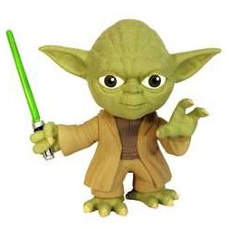 Star Wars Funko Force Bobble-Head Yoda 15 cm
