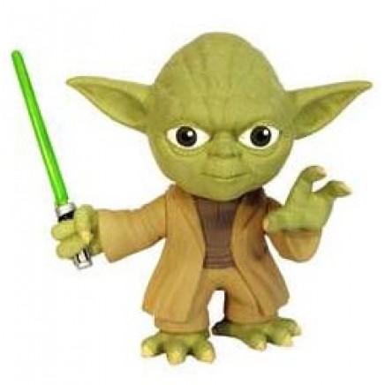 Star Wars Funko Force Bobble-Head Yoda 15 cm